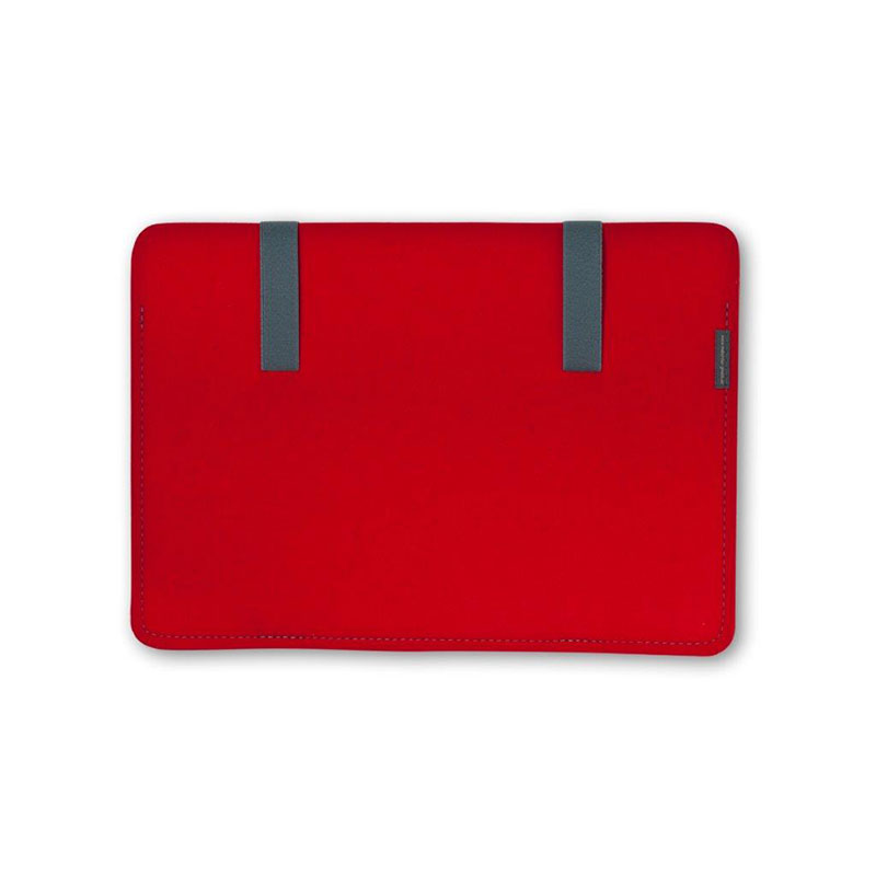 ", MacBook Air 13"" - Filzhülle feuerrot"